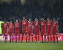 Com homenagem a Mario Soares e gol de Jonas, Benfica vence fora de casa
