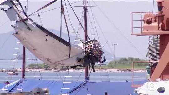 Piloto de avião que caiu com Teori tentou pousar 2 vezes em Paraty