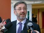 Ex-procurador é novo secretário da Justiça (Vanderlei Duarte / EPTV)
