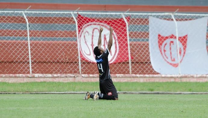 Noroeste x Rio Branco-SP - Série A3 (Foto: Sanderson Barbarini / Foco no Esporte)