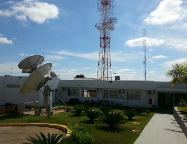 Inter TV Grande Minas transmitirá sinal digital a partir de 5 de junho de 2014.  (Foto: Nicole Melhado / Inter TV MG)