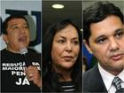 Senadores do ES divergem nas reações à reeleição (Vitor Jubini, Fernando Madeira e Marcelo Prest/ A Gazeta)
