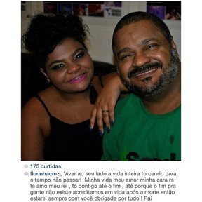 Filha do Arlindo Cruz (Foto: Reprodução/Instagram)