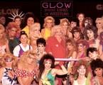 Participantes do G.L.O.W. da décadade 1980 | Reprodução