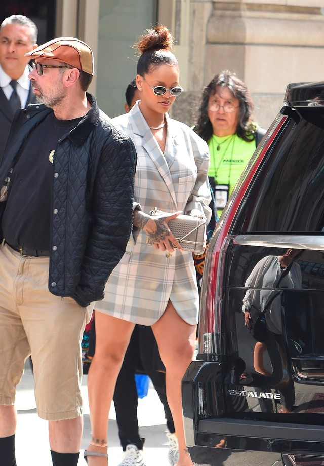 Rihanna (Foto: Backgrid/AKM)