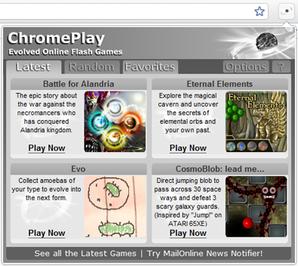 ChromePlay