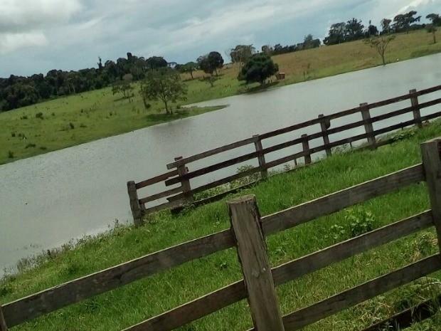 Vice-prefeito sumiu em represa enquanto tratava de peixes (Foto: 190 Online/ Reprodução)