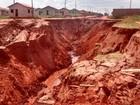 Prefeitura precisa de R$ 9,5 mi para obra em cratera que dividiu bairro