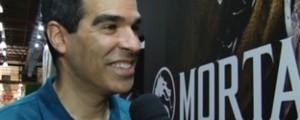 'Mortal Kombat X' é novo e intenso, diz Ed Boon, criador do game (Reprodução/G1)
