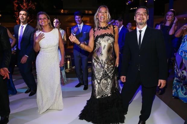 Adriane Galisteu e Alexandre Iódice (Foto: Manuela Scarpa / Foto Rio News)