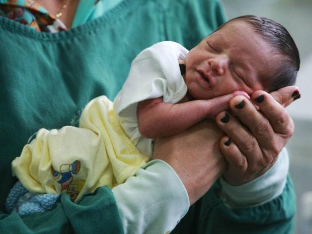 bebê francisco (Foto: Carol Garcia / Divulgação GOVBA)