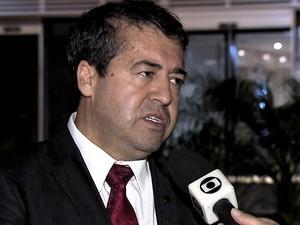 Ronaldo Nogueira Reforma Trabalhista JG (Foto: Reprodução: TV Globo)