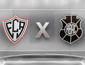 Aracruz x Rio Branco-ES (Foto: Globoesporte.com)
