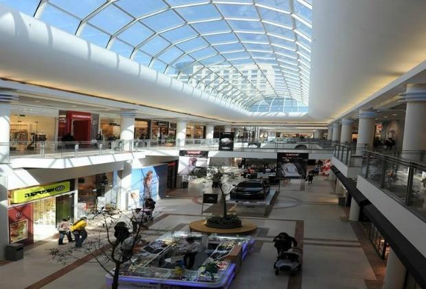 O Ramat Aviv Mall, paraíso das compras em Tel Aviv (Foto: Divulgação)