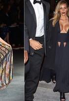 Compare os looks na passarela e no tapete vermelho e decida quem vestiu melhor: modelos ou famosas?