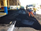 Terminal de ônibus inicia operação  com obras inacabadas em Porto Velho
