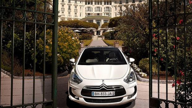 Citroën DS5 (Foto: Citroën)