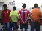 Quadrilha de assaltantes é presa durante operação em São Luís