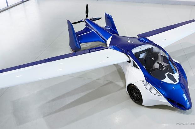 Empresa eslovaca quer vender carro voador para ricaços até 2017