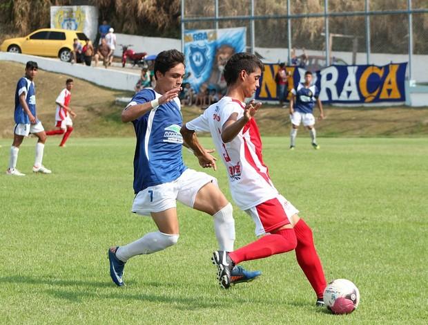 Nacional-AM vs América-AM (Foto: Anderson Silva/Globoesporte.com)