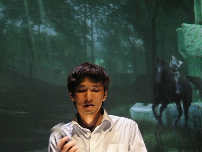 Fumito Ueda é o criador do jogo (Foto: Divulgação/Sony)