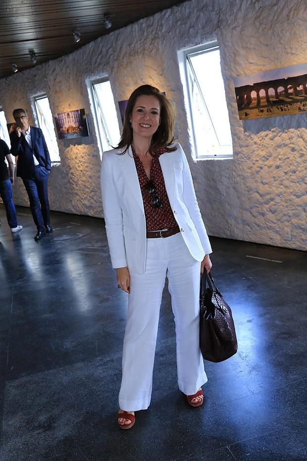 Renata Capucci (Foto: Murilo Tinoco / divulgação)
