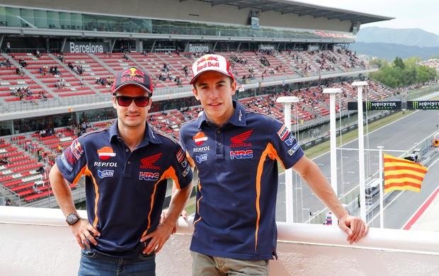 BLOG: MM Fatos Interessantes - Como é a alimentação dos pilotos da equipe Repsol Honda na MotoGP...
