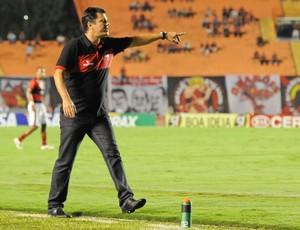 Adilson Batista, técnico do Atlético-GO (Foto: Joelton Godoy/Atlético-GO)