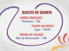 Foliões reúnem forças para curtir blocos de Quarta de Cinzas no Rio