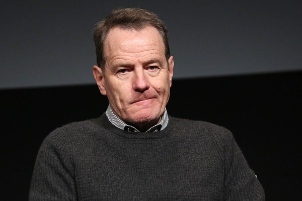 O ator Bryan Cranston (Foto: Getty Images)