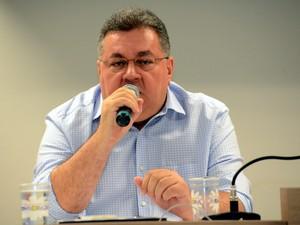 Secretário municipal de Finanças de Piracicaba, José Admir Moraes Leite (Foto: Fabrice Desmonts/Câmara de Piracicaba)