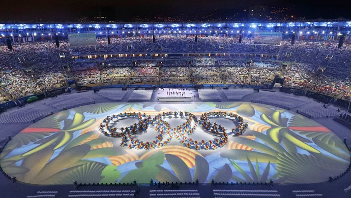 Cerimônia de Encerramento - Rio 2016 (Foto: REUTERS/Fabrizio Bensch)