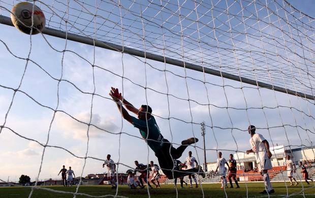 RB Brasil x São Carlos Série A2 gol Diego Borges (Foto: Divulgação / Red Bull Brasil)