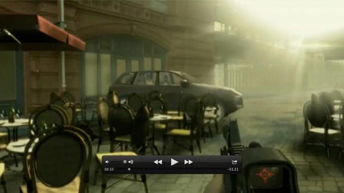Antigo diretor criativo da Criterion revelou imagens de Black 2 em 2013 (Foto: Unseen 64)