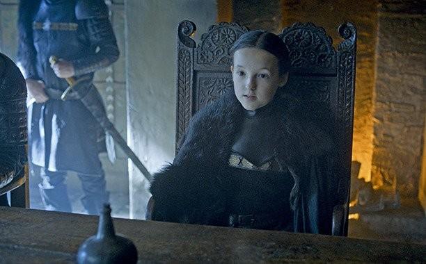Lyanna Mormont, melhor lady, melhor pessoa (Foto: Divulgação)