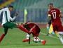 Brasileiro ajuda Bulgária a vencer jogo de sete gols e duas viradas