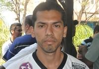 Atacante Fabinho (Foto: Hélder Rafael)