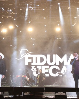 Fiduma & Jeca (Foto: Pedro Amatuzzi)