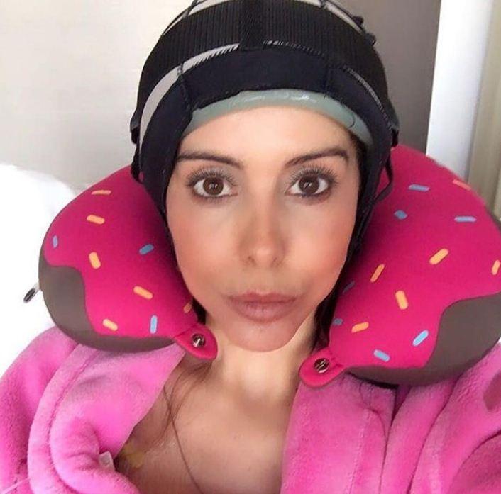 Suzana Gullo, que enfrenta câncer de mama  (Foto: Reprodução/Instagram)