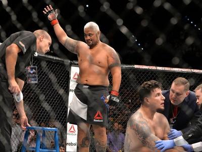 Mark Hunt UFC MMA (Foto: Getty Images)