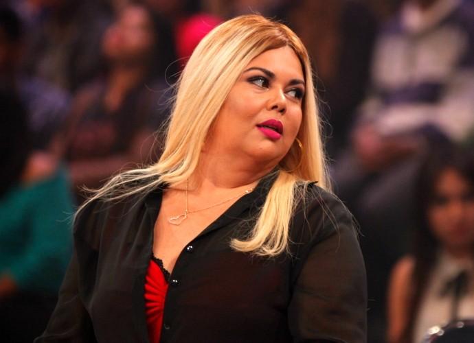 Fabiana Karla em Tomara que Caia (Foto: Artur Meninea/Gshow)