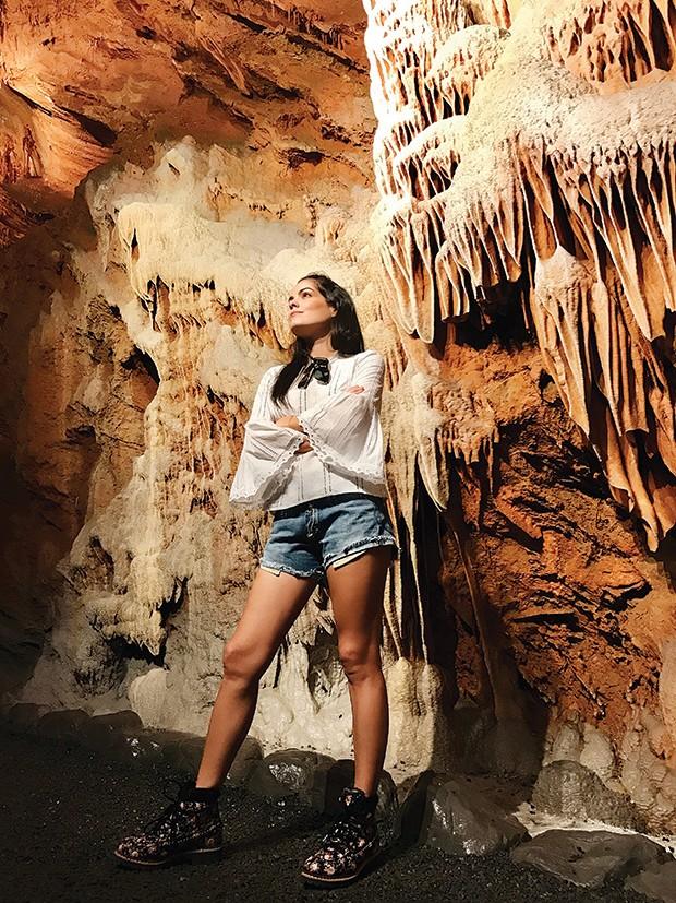 As cavernas de Luray são um dos um pontos altos da Virgínia (Foto: .)