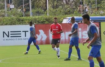 Reservas do Inter passam por teste e vencem jogo-treino contra o São José