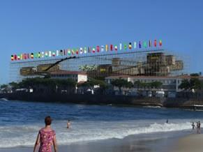 Humanidades 2012: seminários e debates relacionados à Rio+20 no Forte Copacabana (Foto: Divulgação)