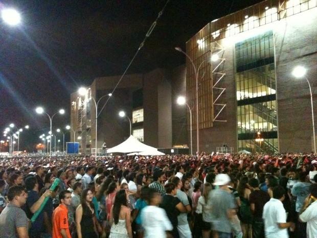 Centro de Eventos tem capacidade para realziar 42 eventos simultâneos (Foto: Governo do Estado/Divulgação)