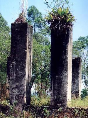 Ruínas do Rio Salinas (Foto: Aureliano Gonçalves/ PMA)