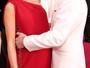 Sem calcinha? Mulher de Benedict Cumberbatch rouba a cena no Oscar
