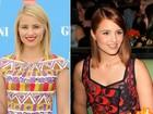 Atriz de 'Glee' deixa os cabelos loiros e fica ruiva. Veja as famosas que aderiram ao tom nos fios