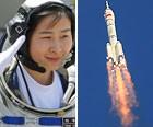 China manda ao espaço mulher com cheiro bom (AP)