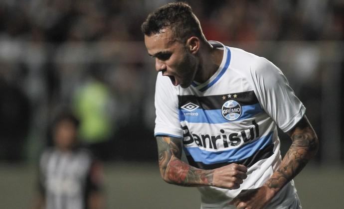 Atlético-MG x Grêmio Luan (Foto  Agência Estado) 441877c7870e5